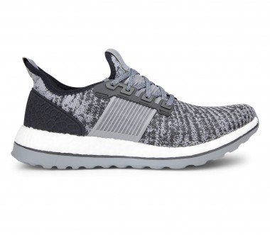 Adidas - PUREBOOST ZG men's running shoes (grey/black)
