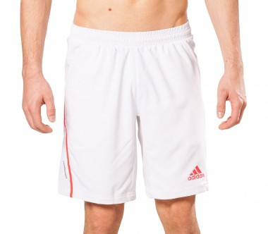 Adidas - Men Adizero bermuda shorts white - HW12