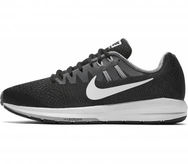 Nike - Air Zoom Structure 20 men's running shoes (black/white)