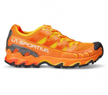 La Sportiva - Ultra Raptor Hommes Trail Running Shoe (Orange/jaune)