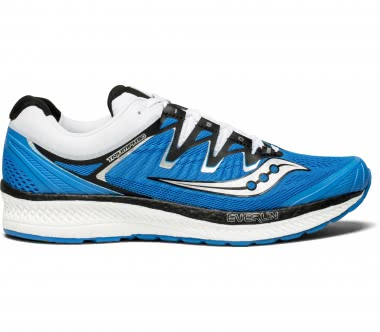 Saucony - Triumph ISO 4 men's running shoes (blue/white)