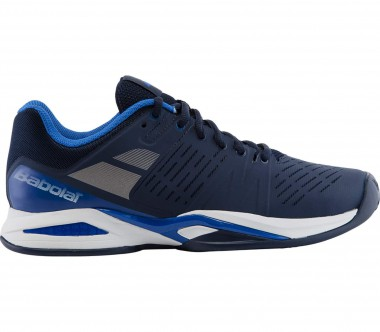 Babolat - Propulse Team Clay men's tennis shoes (dark blue/white)