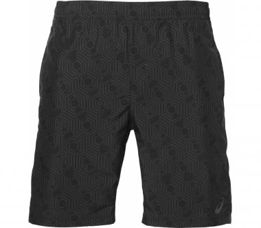 Asics - GPX Woven 7 Inch men's training shorts (black)
