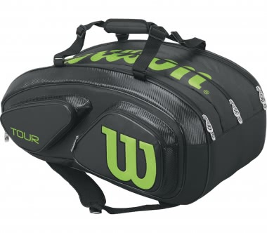 Wilson - Tour V 15 Pack tennis bag (black)