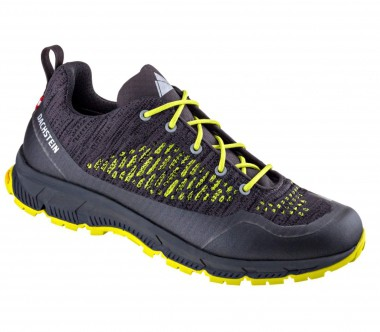 Dachstein - Super Leggera LC DDS men's hiking shoes (dark grey/yellow)