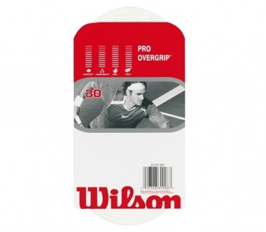 Wilson - Pro Overgrip - 30 pp - Tennis - Tennis Accessories