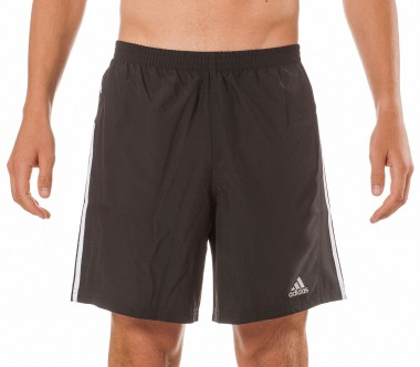Adidas - Response 7 Inch men's running shorts (black/white)