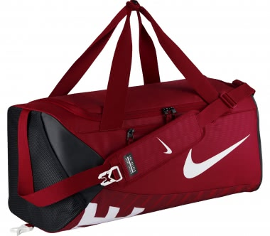 Nike - Alpha Adapt Crossbody Medium training bag (red/black)