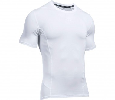 Under Armour - Heatgear Supervent 2.0 Shortsleeve men's training top (white)