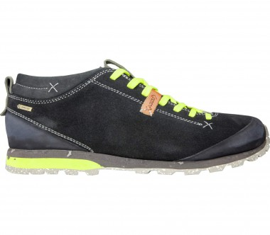 AKU - Bellamont Suede GTX men's hiking shoes (black/light yellow)