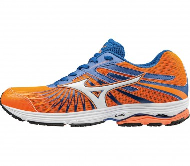 Mizuno - Wave Sayonara 4 men's running shoes (orange/blue)