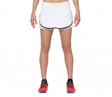 Asics - Club women's tennis skirt (white)