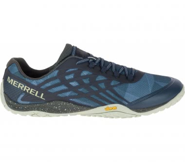 Merrell - Trail Glove 4 men's trail running shoes (dark blue)