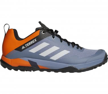 Adidas - Terrex Trail Cross Hommes Chaussure Mountainbike (gris/Orange)