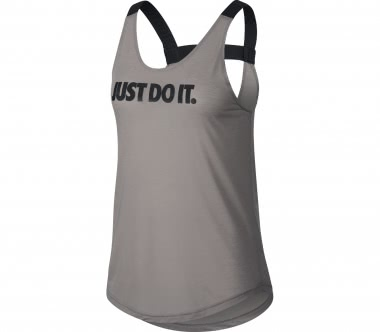 Nike - Breathe women's tank top (grey)