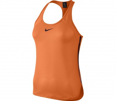 Nike - Maria Sharapova women's tennis tank top (orange)