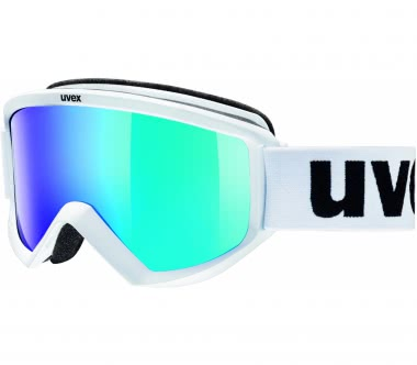 Uvex - Uvex Fire Mirror skis goggles (white) - OS