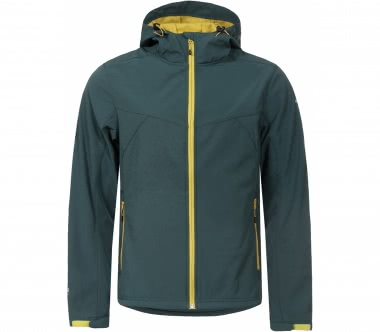 Icepeak - Pirke women's soft shell jacket (green)
