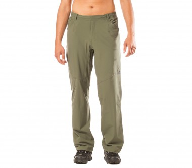 Adidas - HT Wandertag men's trekking pants (green)