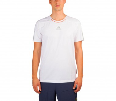 Adidas - Barricade men's tennis top (white)