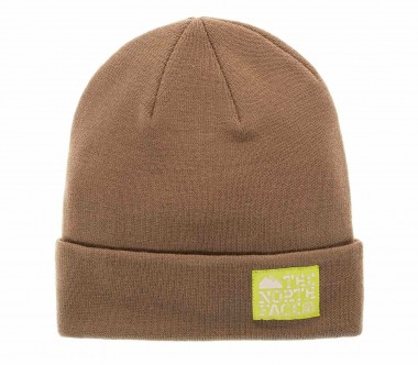 The North Face - Dock Worker beanie (light brown)