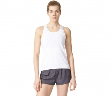 Adidas - Supernova Fitted women's running tank top (white)