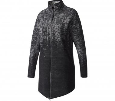 Adidas - Z.N.E. Knitted Pulse women's coat (black)