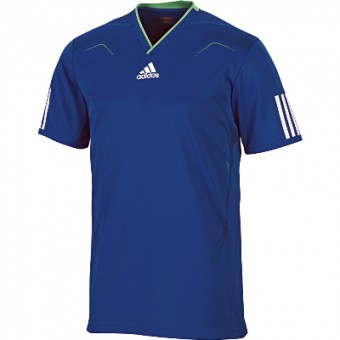 Adidas - M Barricade Tee HW11 - blue - Tennis - Tennis Cloth - Men