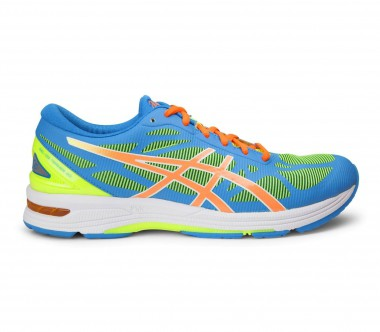 Asics - Gel DS Trainer 20 men's running shoes (blue/light green)