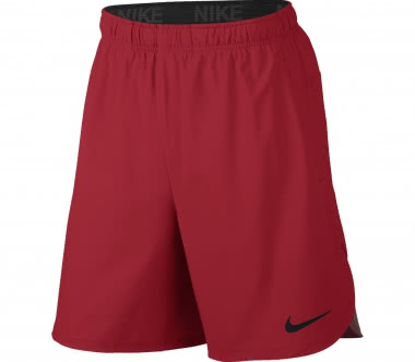 Nike - Flex Vent men's shorts (red/black)