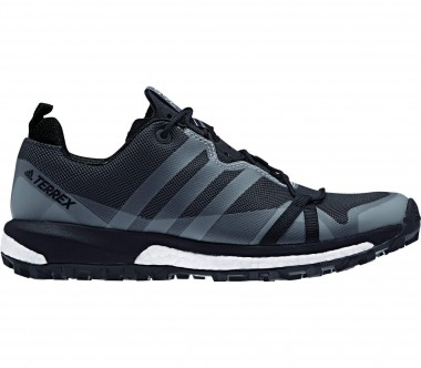 Adidas - Terrex Agravic women's mountain running shoes (black/grey)