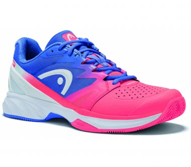 Head - Sprint Pro 2.0 Clay women's tennis shoes (dunkellila/coral)