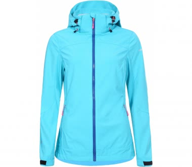 Icepeak - Sandy women's outdoor jacket (blue)