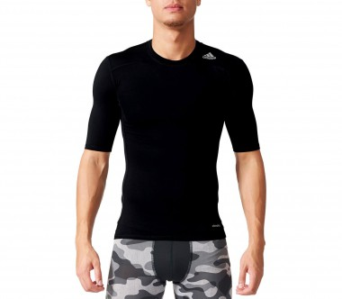 Adidas - Techfit Base men's training top (black)