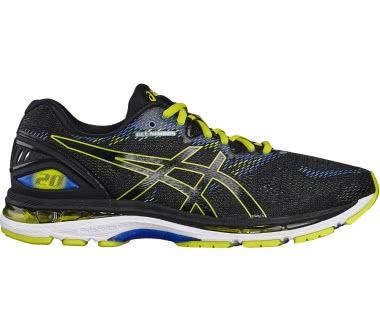 ASICS - Gel-Nimbus 20 men's running shoes (black/yellow)