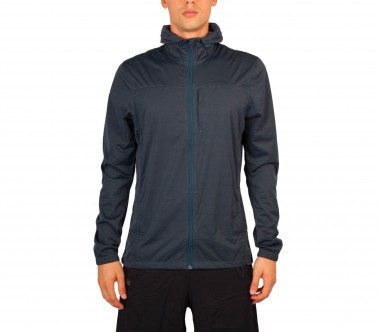 Adidas - Aktiv men's running jacket (dark blue)