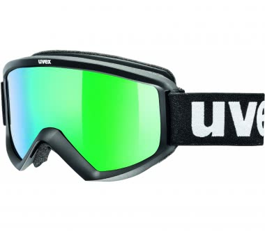 Uvex - Uvex Fire Mirror skis goggles (black) - OS