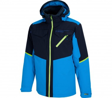 Ziener - Televate men's skis jacket (black/blue)