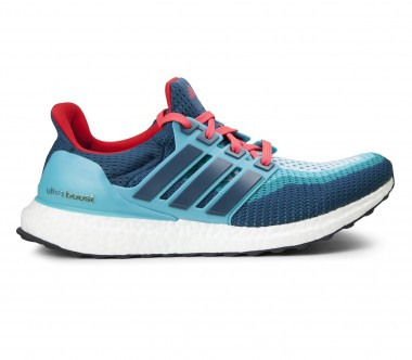 Adidas - Ultra Boost women's running shoes (tüturquoise/red)