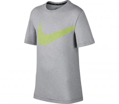 Nike - Breathe Children training top (light grey)