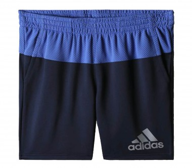 Adidas - Swat Children training shorts (blue)