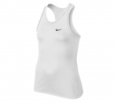 Nike - Advantage Power children's tennis tank top (white)