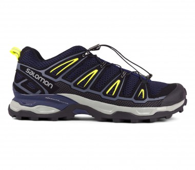 Salomon - X Ultra 2 men's hiking shoes (dark blue/grey)