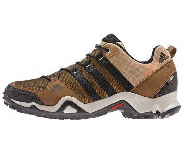 Adidas - AX2 GTX women's hiking shoes (black/brown)