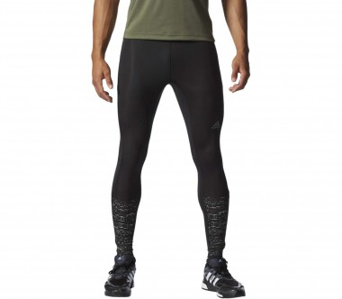 Adidas - Supernova Graphic Tight men's running shorts (black)