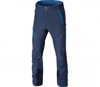 Dynafit - Mercury DST men's soft shell pants (dark blue)