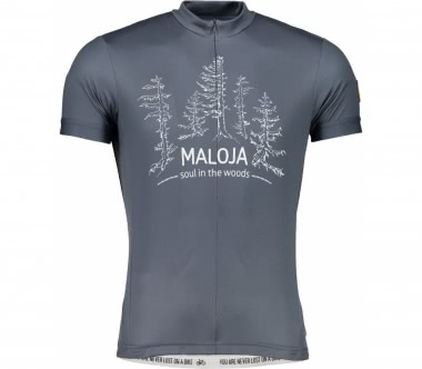 Maloja - ZwingseeM. 1/2 men's Bike jersey (blue)
