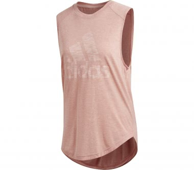 Adidas - Winners M women's training tank top top (pink)