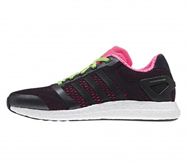 Adidas - CC Rocket Boost women's running shoes (dark blue/pink)