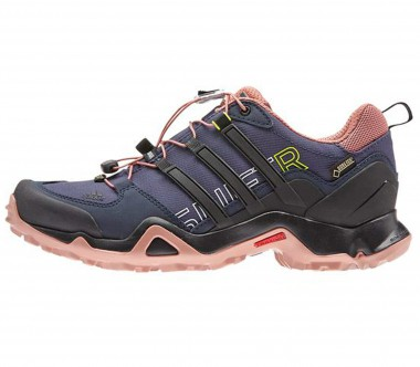 Adidas - Terrex Swift R GTX women's hiking shoes (grey/pink)